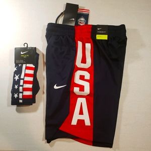 NWT Men's USA 🇺🇸 Basketball Pack